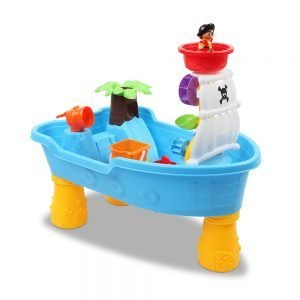 Kids Water and Sand Table Play Set