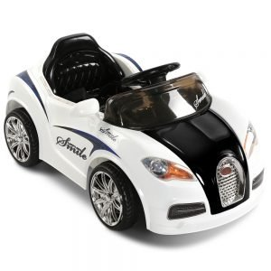 Bugatti Inspired Kids Ride On Car