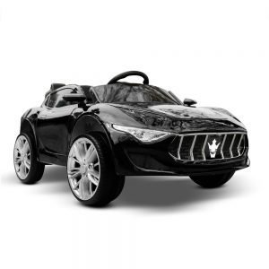 Kids Ride on Sports Car Black
