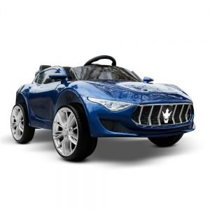 Kids Blue Ride on Sports Car