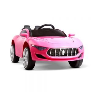 Kids Pink Ride on Sports Car