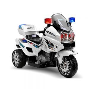 Kids Police Ride on Motorbike