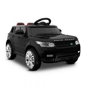 Black Range Rover Kids Ride On Car