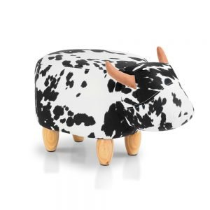 Kids Cow Animal Stool
