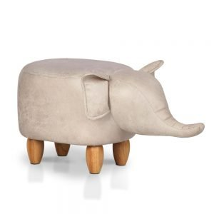 Elephant Kids Animal Stool