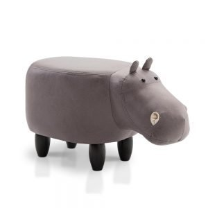 Kids Hippo Animal Stool