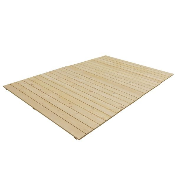 Mighty Rectangular Sandpit Cover