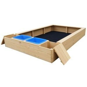 Mighty Rectangular Sandpit