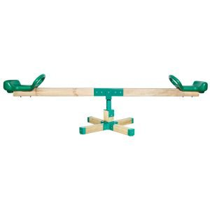Rocka Wooden See Saw