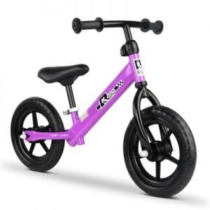 12 Inch Kids Balance Bike - Purple