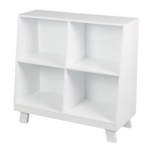 Casa Modular Book Case - White
