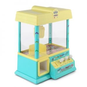 Keezi Kids Carnival Claw Machine - Yellow